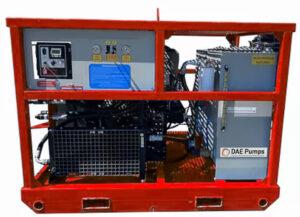 DAE Pumps Prime 127 Hydraulic Power Unit
