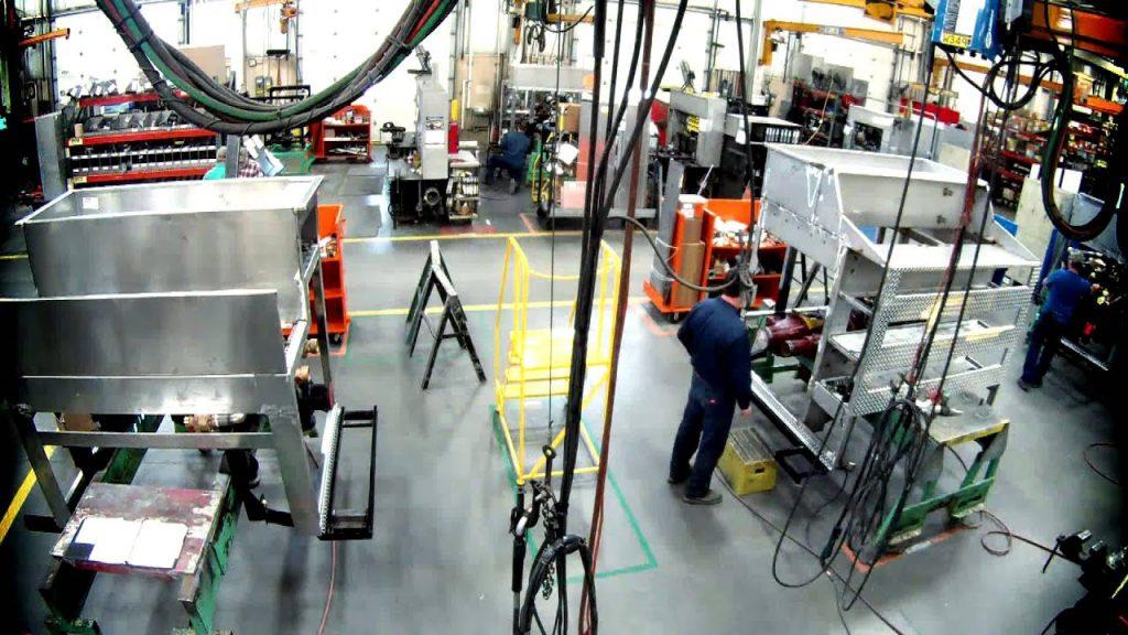 DAE Pumps Manufacturing