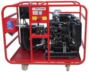 DAE Pumps Prime 38 Hydraulic Power Unit