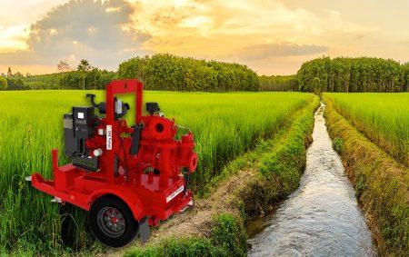 DAE Pumps MAX-Series Self-Priming Pump Agriculture