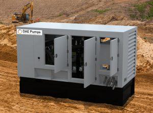 DAE Pumps HPU1000 Hydraulic Power Unit