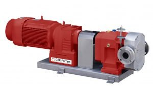 DAE Pumps Gala 350 Lobe Pumps