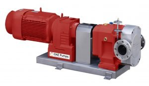 DAE Pumps Gala 400 Lobe Pumps