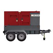 DAE Pumps Horton Mobile Diesel Generator