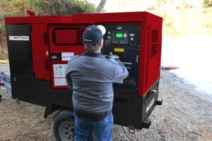 Horton Mobile Power Generator