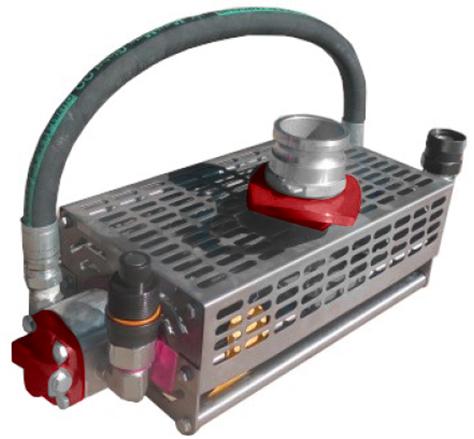 La Paz 3D-TM-TA Hydraulic Submersible Slurry Pumps