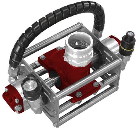 La Paz 3D-TM Hydraulic Submersible Slurry Pumps