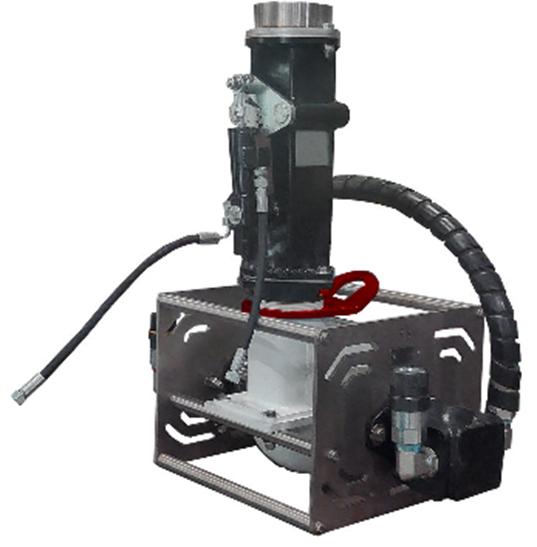 La Paz 4C-SG Hydraulic Submersible Slurry Pumps