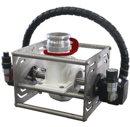 La Paz 4C-TM Hydraulic Submersible Slurry Pumps