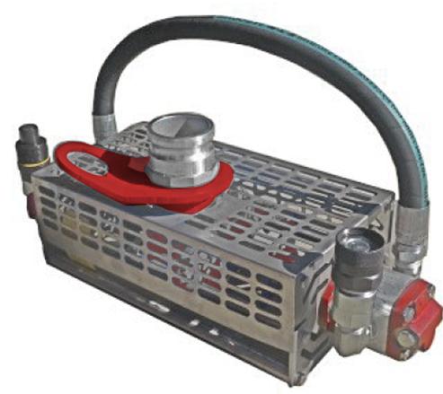 La Paz 4D-TM-TA Hydraulic Submersible Slurry Pumps