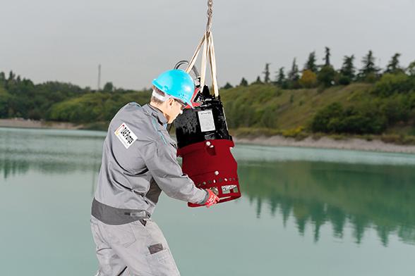 DAE Pumps Miramar Submersible Slurry Pumps