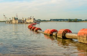 Pipe Floats For Dredging