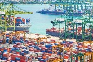 Ports Dredging