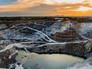 DAE Pumps Quarry Mine