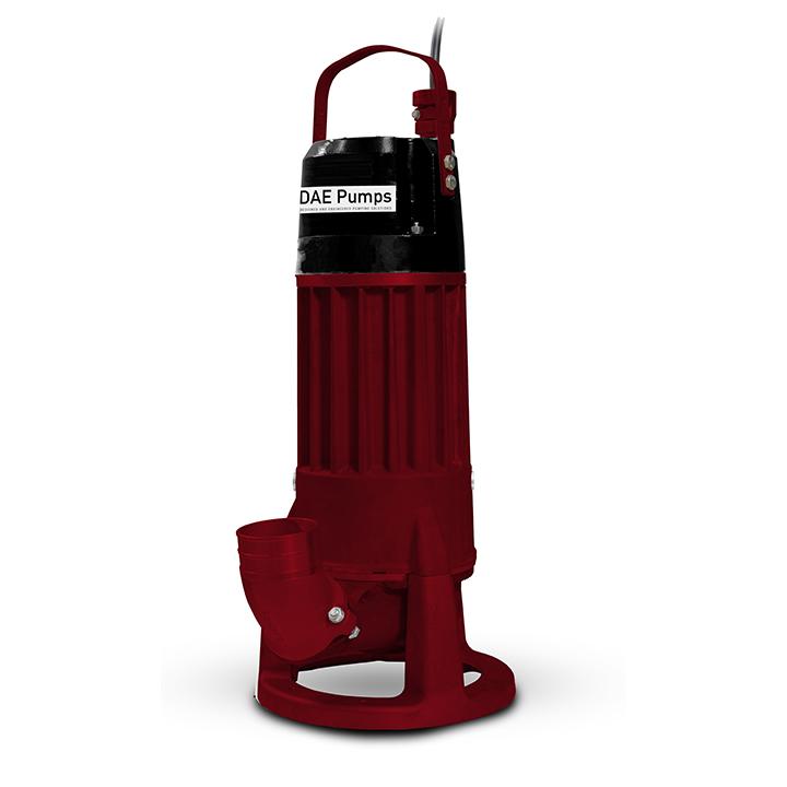 DAE Pumps Sonora S540 Electric Submersible Sludge Pumps