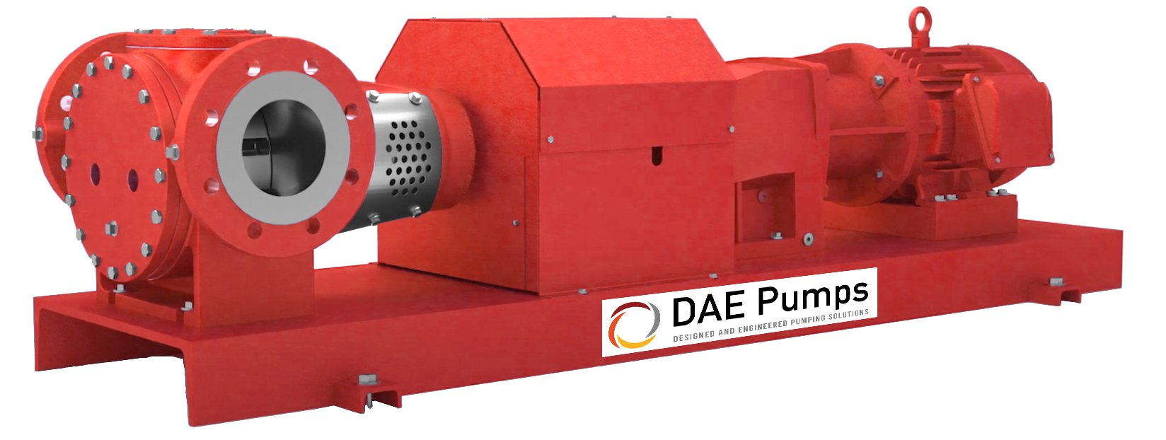 DAE Pumps Tulare Gear Pumps