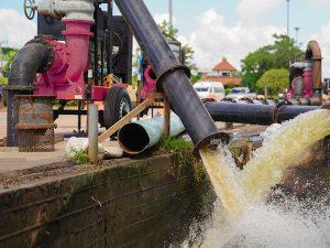 DAE Pumps Dewatering