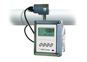 DAE Pumps UFM100 Doppler Ultrasonic Flow Meter
