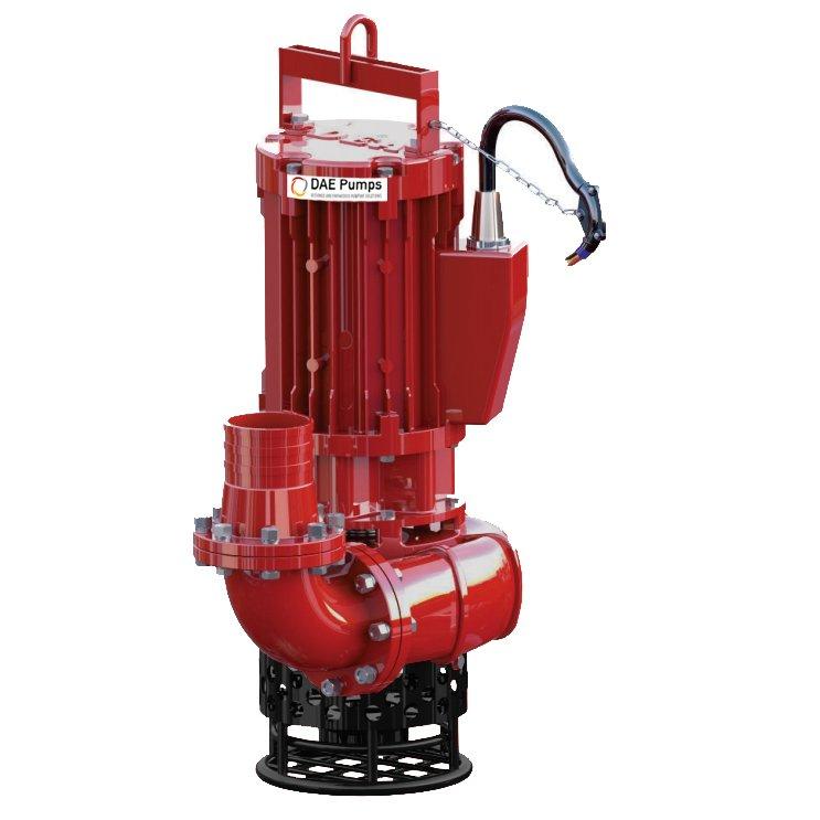 DAE Pumps 3756-SLD Submersible Sludge & Slurry Pump