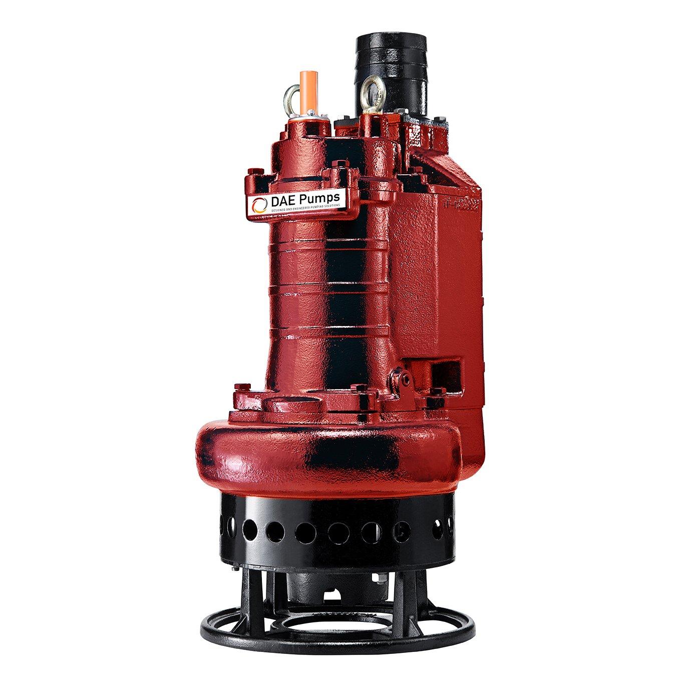 DAE Pumps 455-P Submersible Slurry Pump