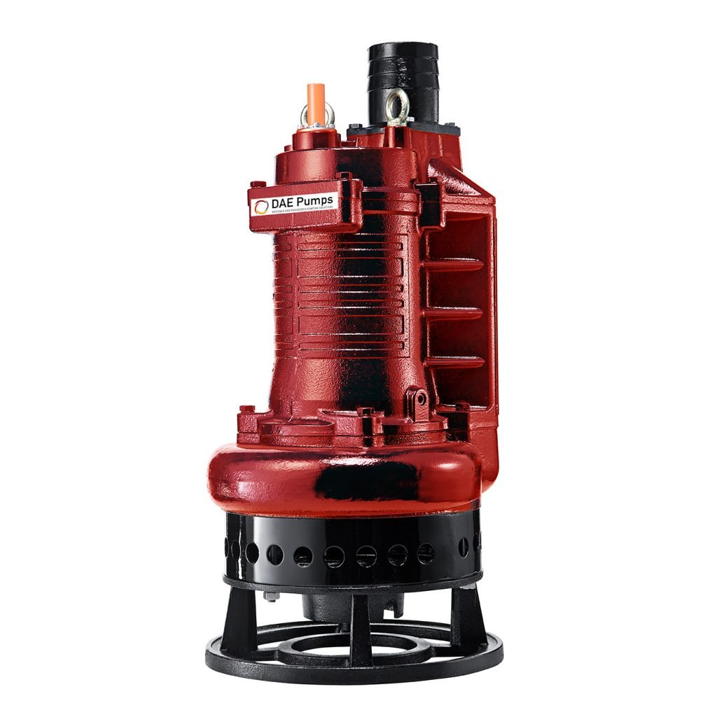 DAE Pumps Tampa 355 Submersible Slurry Pumps