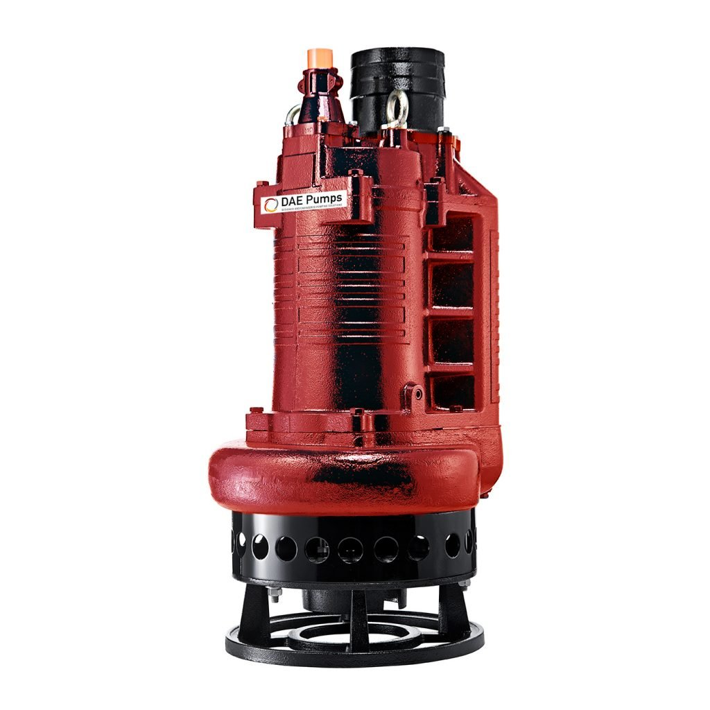 DAE Pumps Tampa 6110 Submersible Slurry Pumps