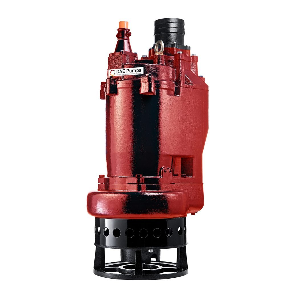 DAE Pumps Tampa 6220 Submersible Slurry Pumps