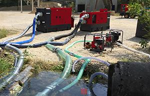 DAE Pumps Dewatering Pumps