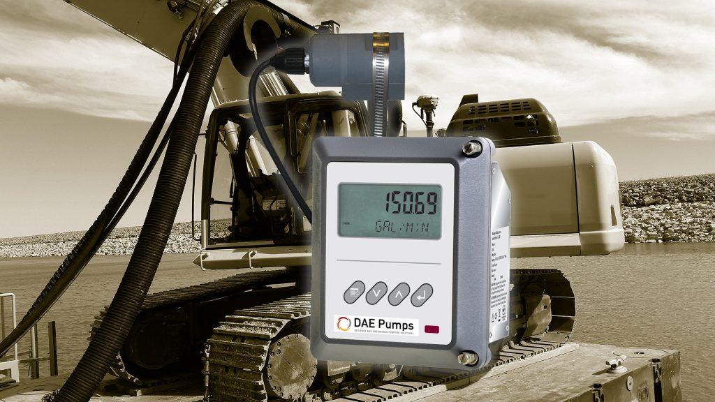 DAE Pumps UFM100 Ultrasonic Flow Meter