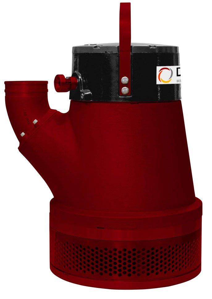DAE Pumps Galveston 3306 Submersible Slurry Pumps