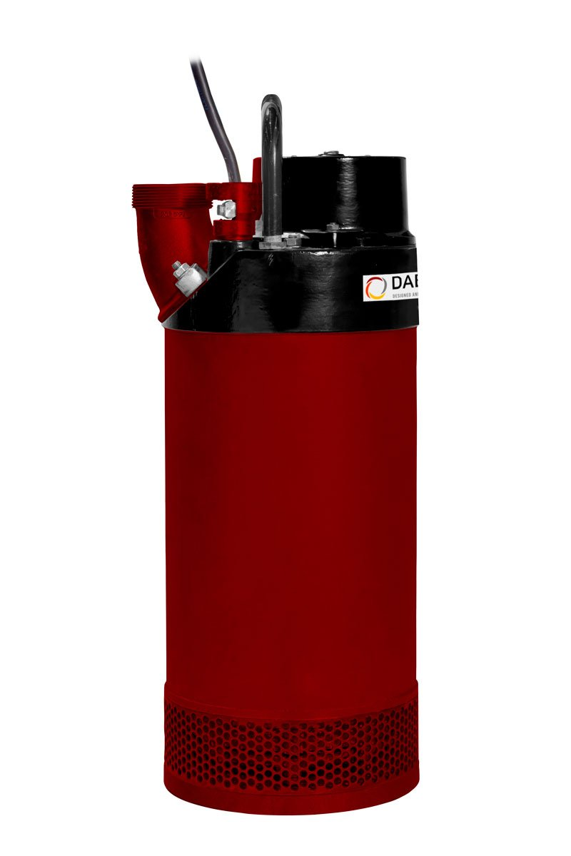 DAE Pumps Gulfport D740 Submersible Dewatering Pumps