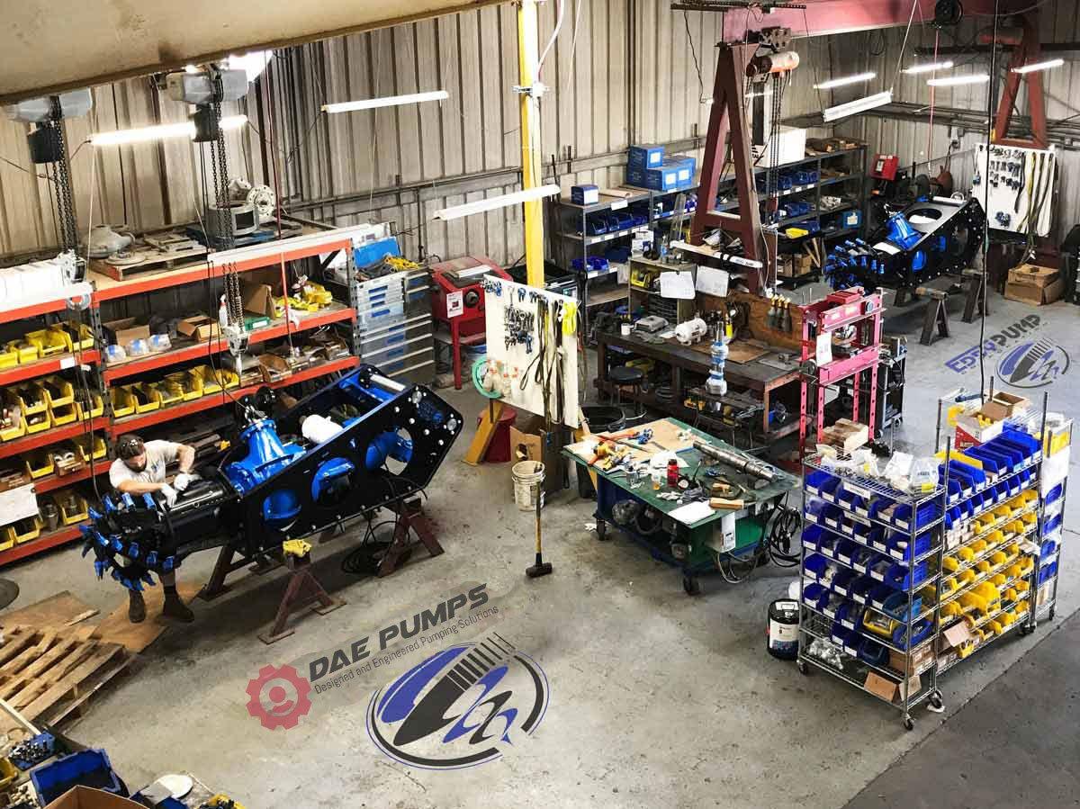 Pump Manufacturing